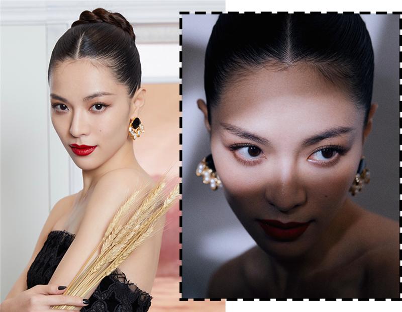 徒手瘦脸,打造绝美妆容,你和明星的差距,就是御用化妆师的技巧