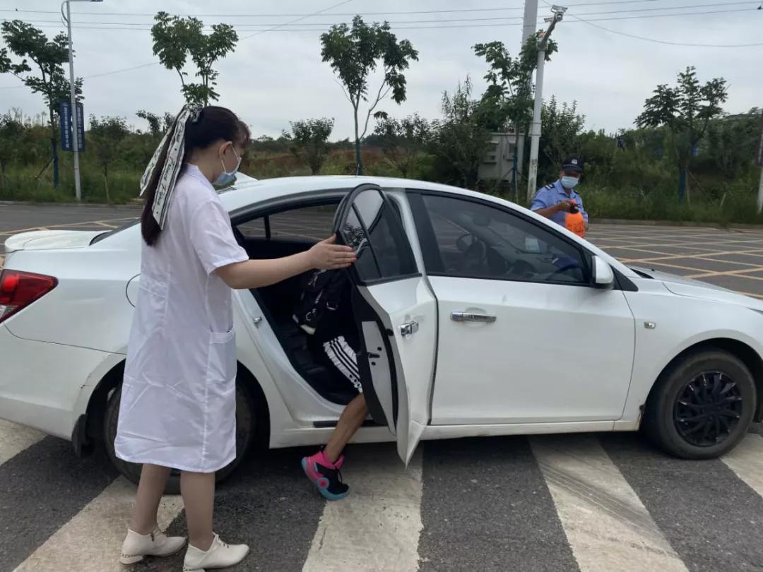 直击现场!湘潭理工学院开展疫情防控应急演练