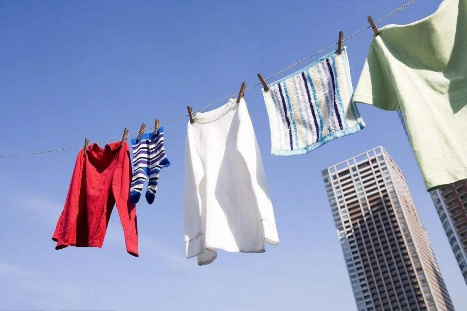洗衣服   不掉色的方法!