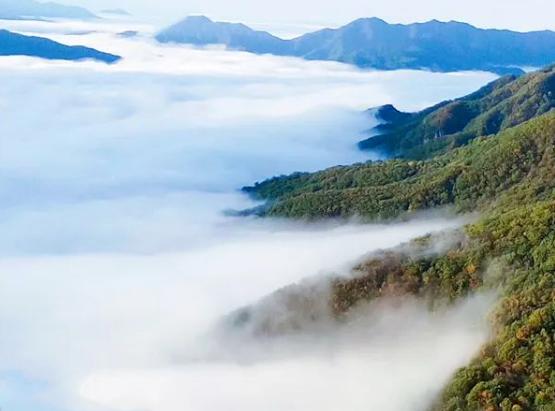 十月陕西最佳旅行地榜单!错过这些,就相当于错过整个秋天