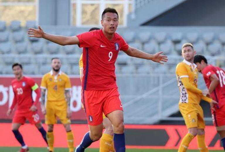 中超真正好外援:32岁韩国人亚冠结束回中国疯狂加练14天