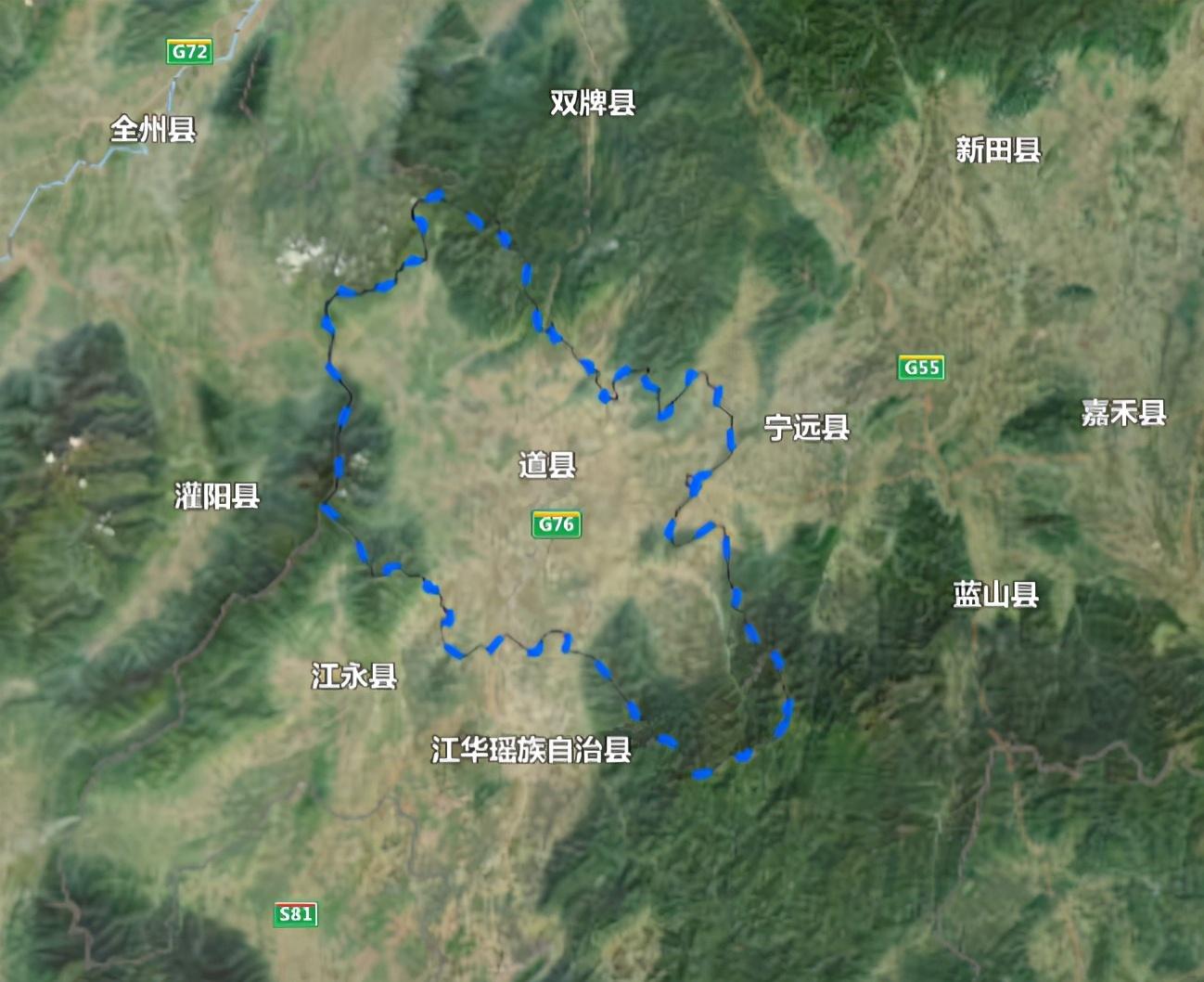 湖南省一个县,人口超80万,建制历史近1400年