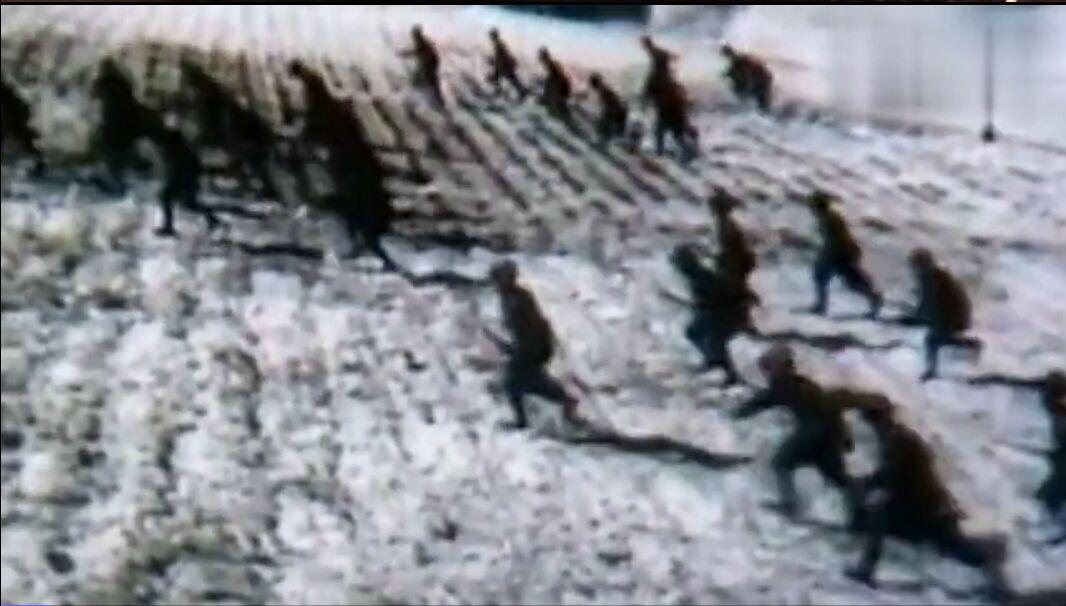 十万大兵压境,纵队副司令韩先楚临危受命,指挥两个纵队巧克强敌