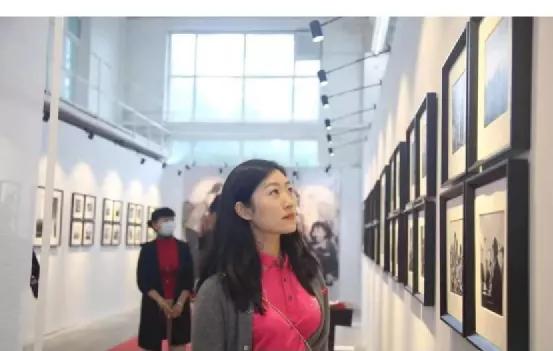 稷山县档案馆馆藏照片档案展轰动2021第21届平遥国际摄影大展