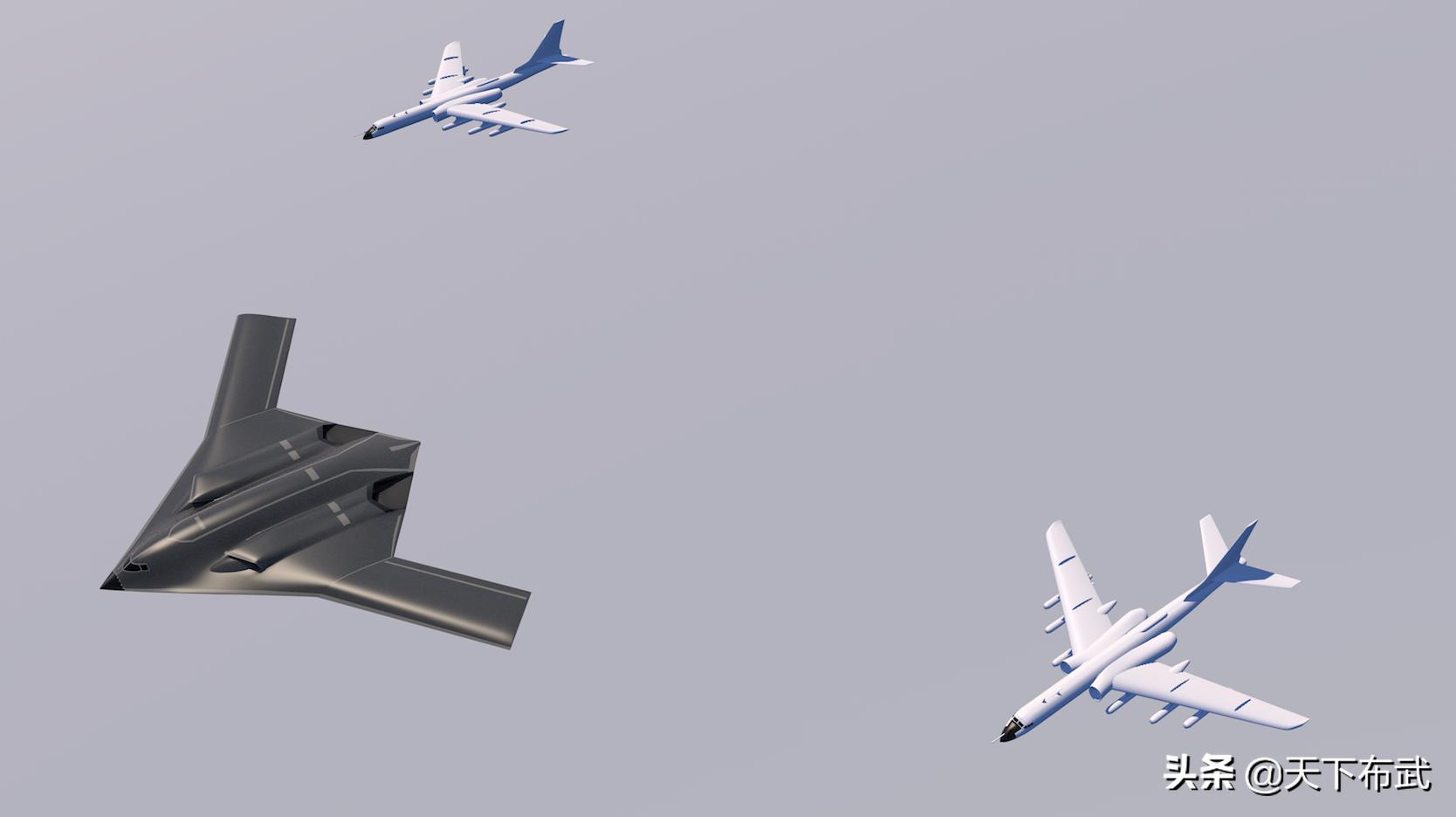 轰-20真的要来了,这次是央视说的,性能相比轰-6K全面提升