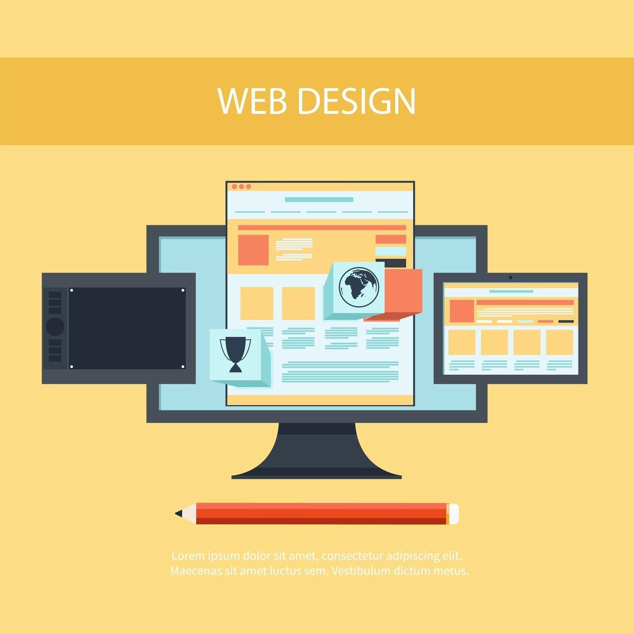 网站设计中自适应设计的4个注意事项?