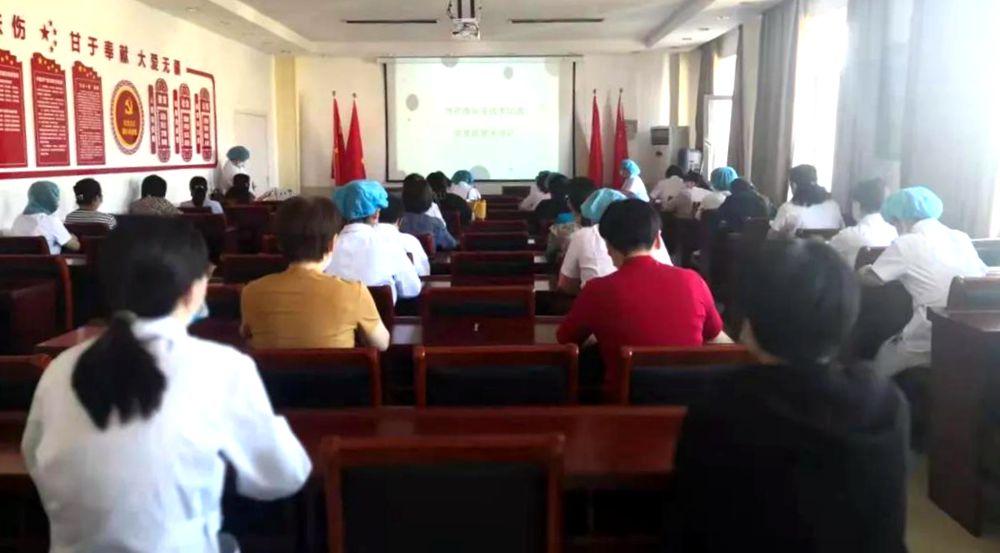 天津滨海:护理技能竞赛助力幸福社区卫生服务中心岗位练兵