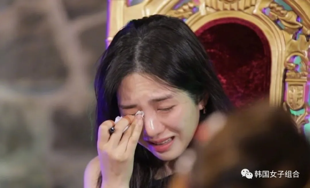 韩警方调查她的性侵案件,她节目中提及雪莉