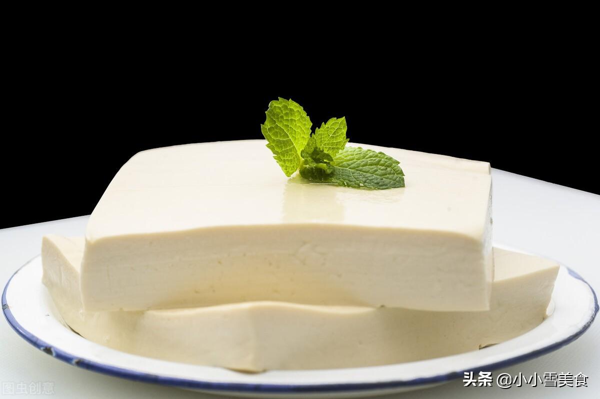1斤黃豆,兩勺白醋,教你家庭自製豆腐,做法簡單又營養,零失敗
