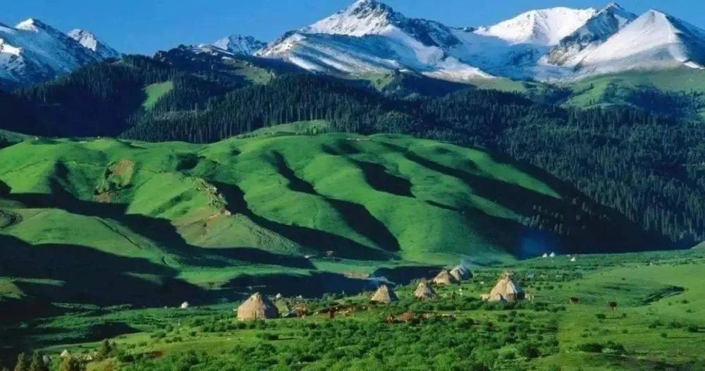 《可可托海的牧羊人》唱红两个风景区,一首歌的魅力为什么这么大