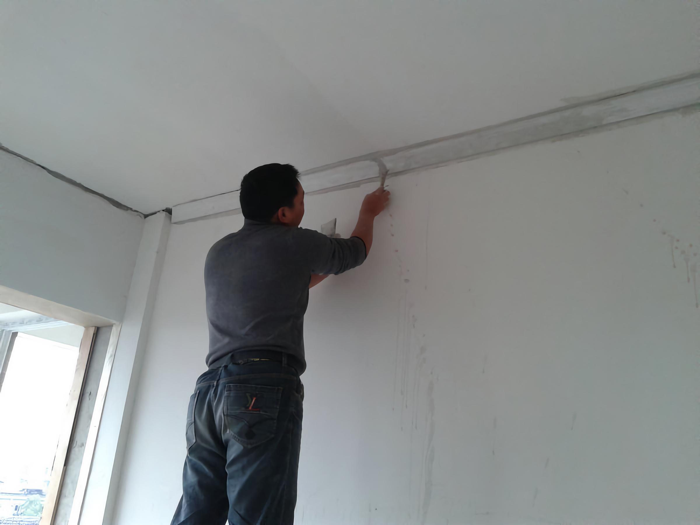 用石膏线代替吊顶,好看还省钱,以后装修就这么装 节约省钱 第5张