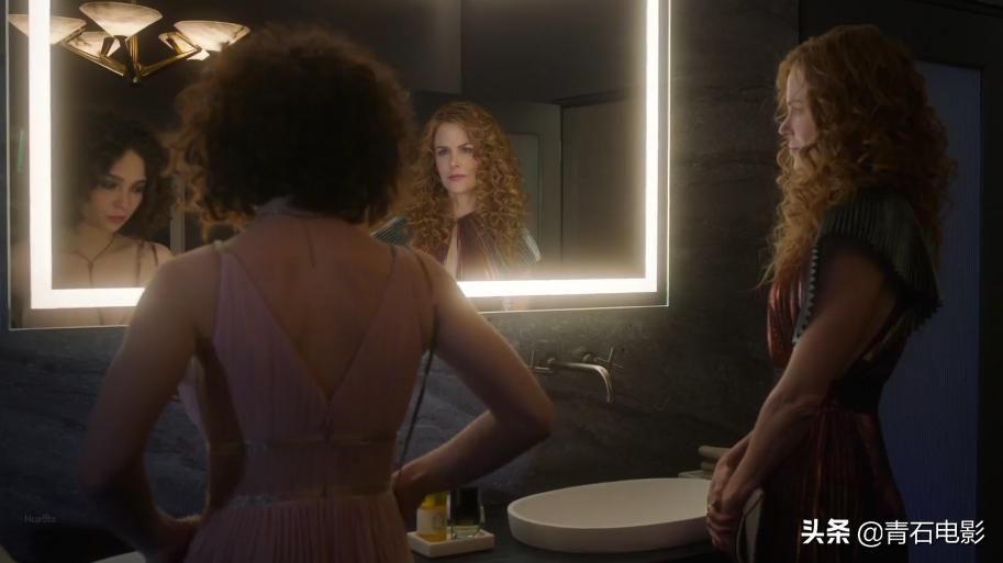 妮可基德曼主演的HBO新剧,播出一集,豆瓣就飙到8.7