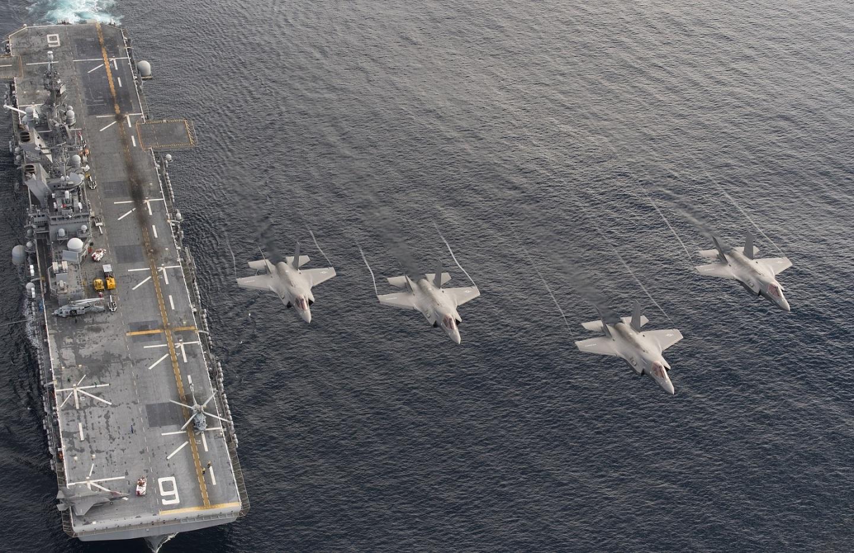 两份报告直指中国,美国海军又要扩编,将达到390艘,航母还要多8艘