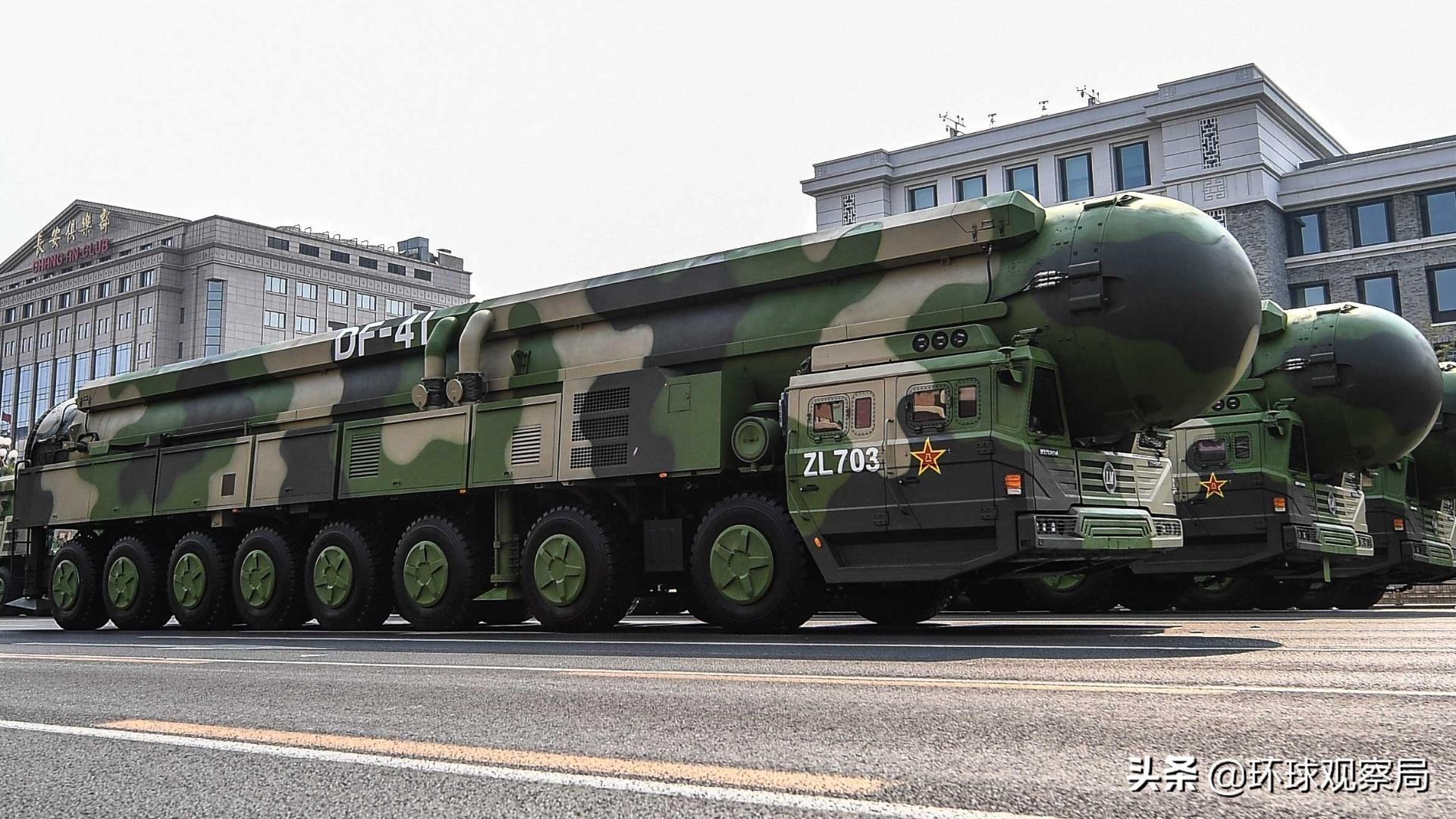 懈怠的代价,五角大楼称中国军力在三方面领先美国,短期内难赶超