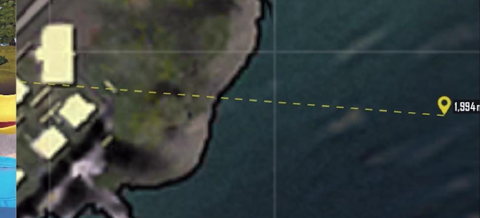 和平精英:新版本四大地图将合体?看到面积总数后,网友:真大