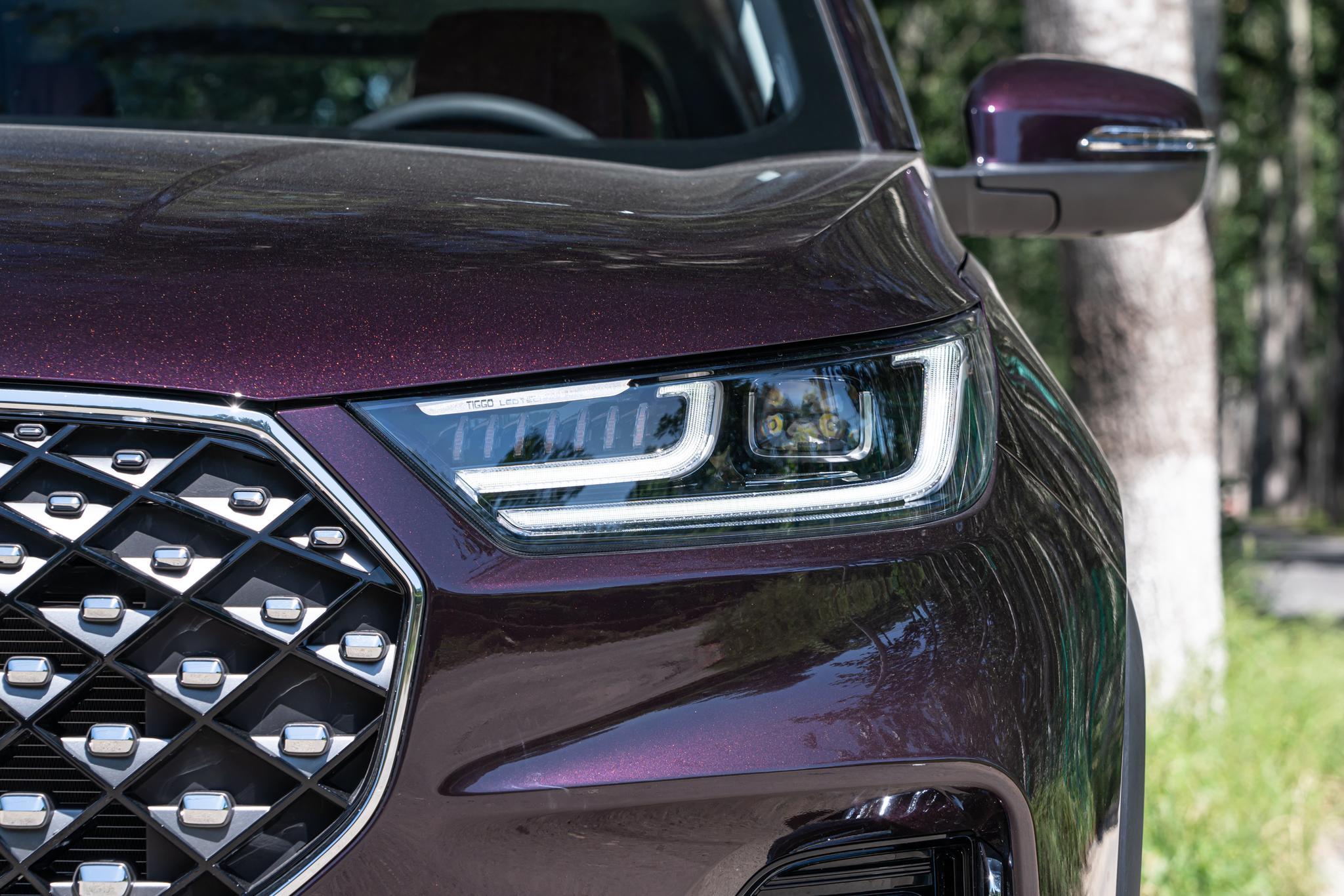 奇瑞新旗舰SUV即将上市,瑞虎8 PLUS可能会败在价格上