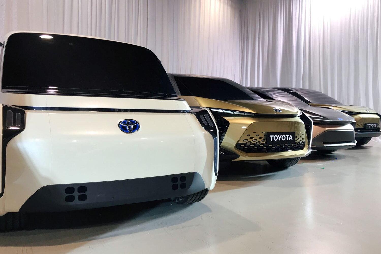 丰田将在2021年推出具有突破意义的电动车电池