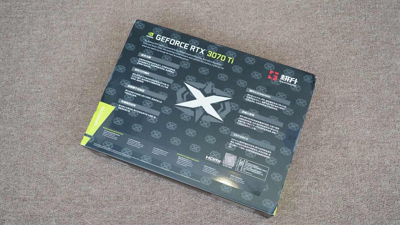 """""""臭打游戏的""""终于能买起了?耕升RTX3070Ti 炫光 OC评测装机分享"""