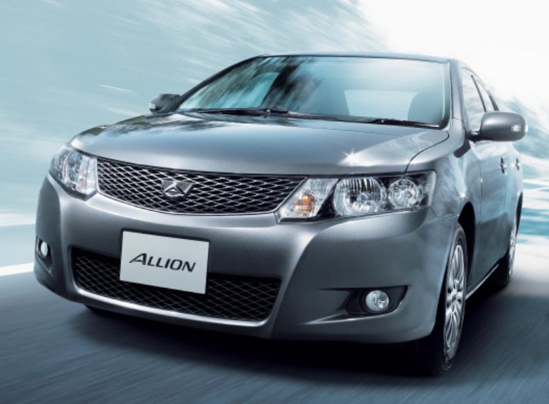 """一汽丰田全新轿车定名""""Allion"""",没想到它竟与众泰有一腿"""