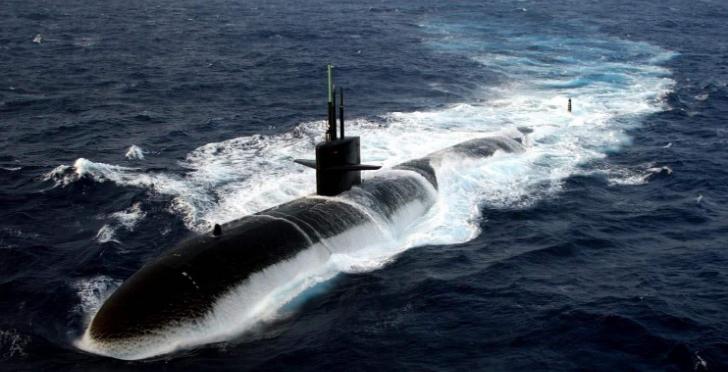 """最快核潜艇""""下线"""", 曾被誉为""""海中歼击艇"""", 性能让美不敢相信"""