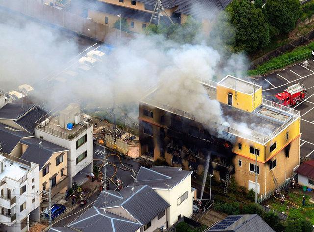 京都動畫火災2周年:兩年了,京阿尼,你還好嗎?