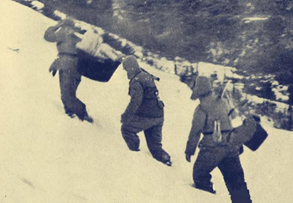 """抗美援朝战场上的""""冰雕连"""",""""一枪没发"""",美军向他们脱帽致敬"""