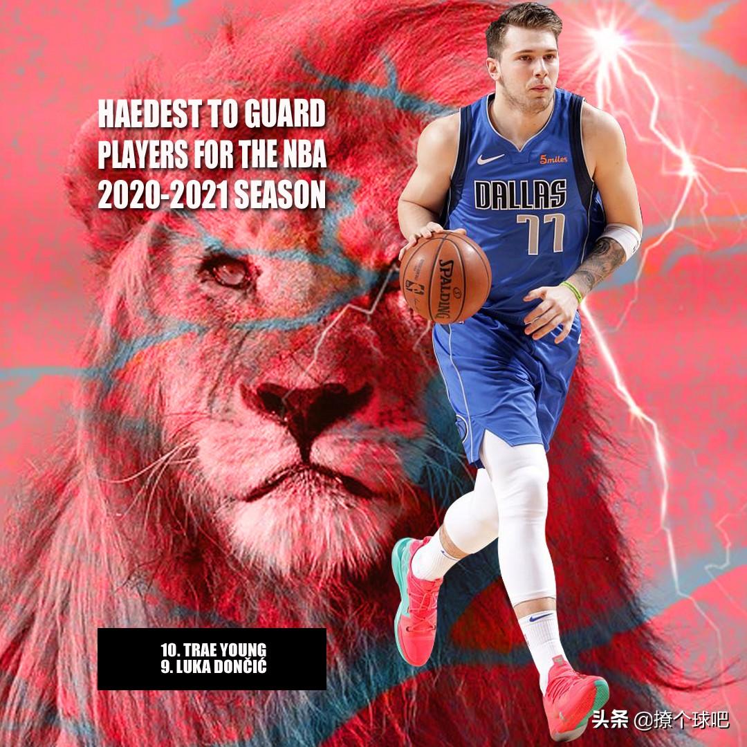 美媒评NBA最难防10人,詹姆斯第4浓眉哥第8,欧文力压哈登