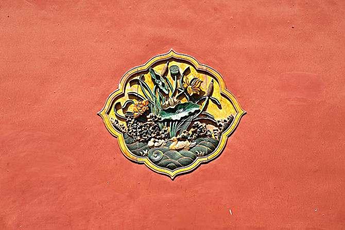 影壁:中国古建筑的重要构件,反映了中国人的风水理念和礼制尊卑