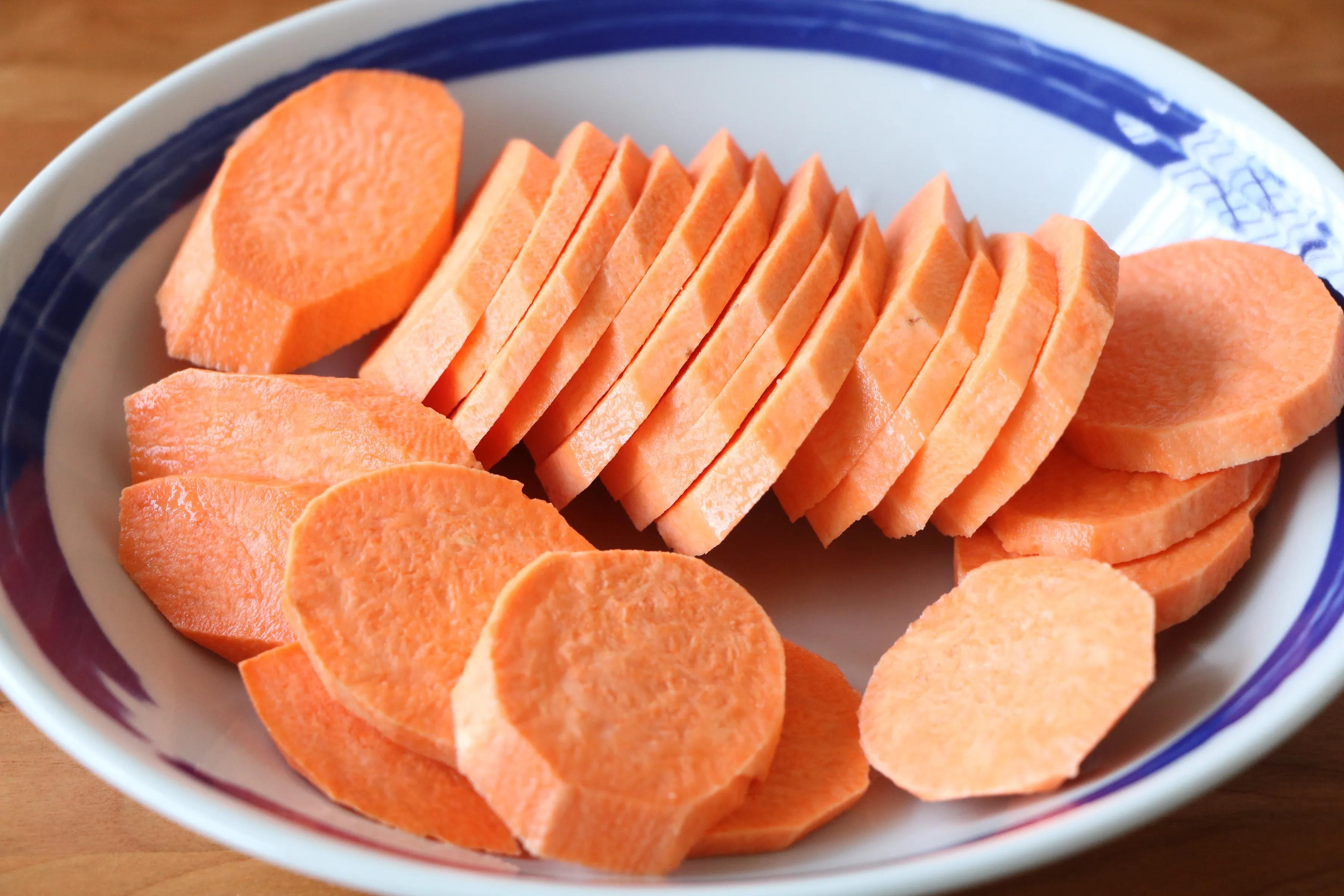 【红薯糯米糕】 美食做法 第1张