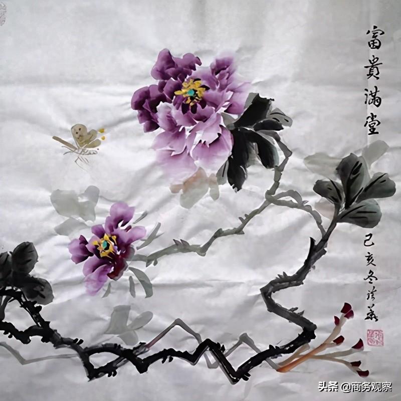 《时代复兴 沧桑百年》全国优秀艺术名家作品展——张珍华