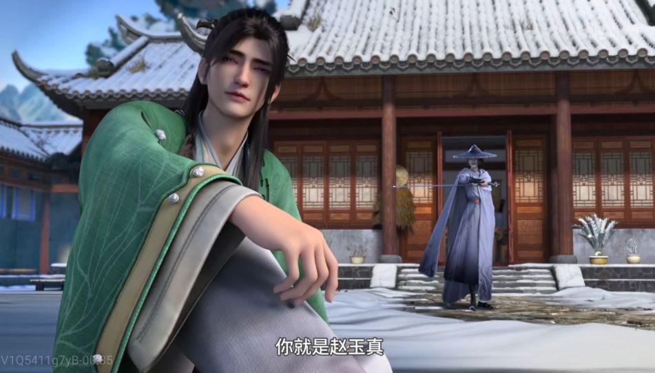 《少年歌行》第二季《风花雪月》篇定档7月下旬
