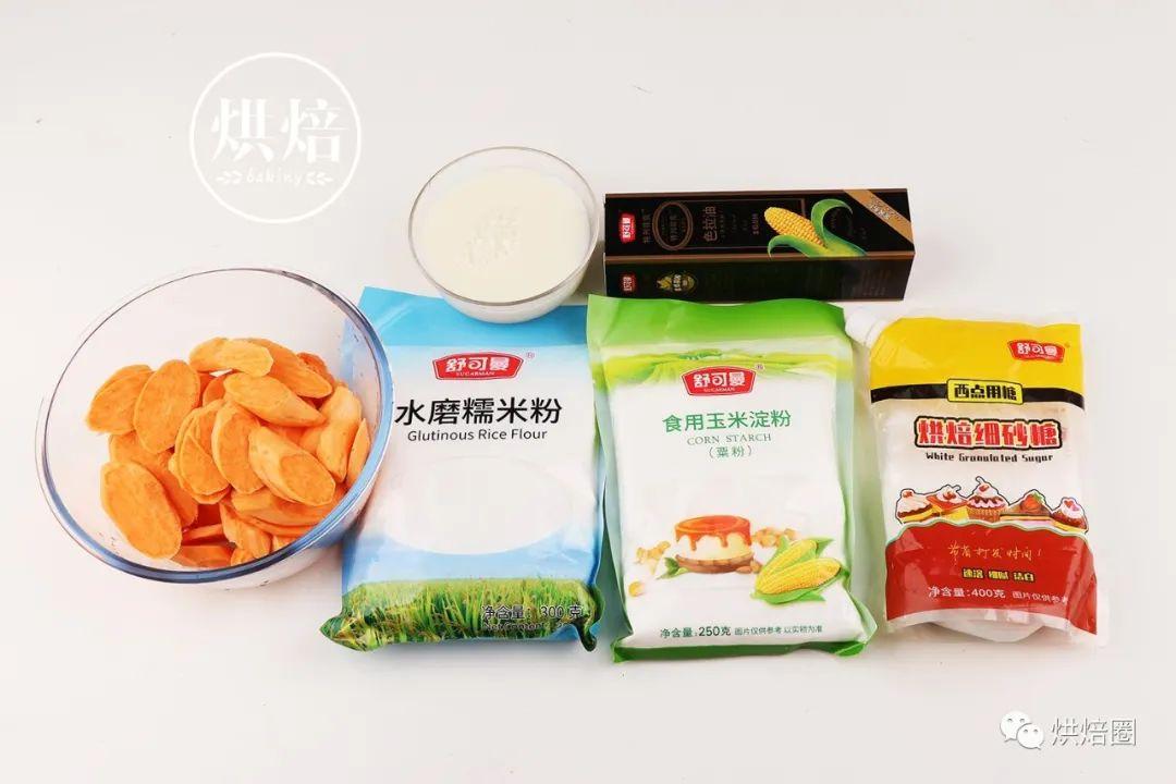 紅薯新做法香甜軟糯紅薯卷再也不用給孩子買零食