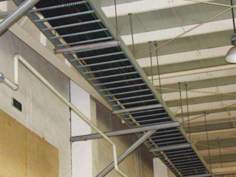 电缆在桥架中敷设的要点简析
