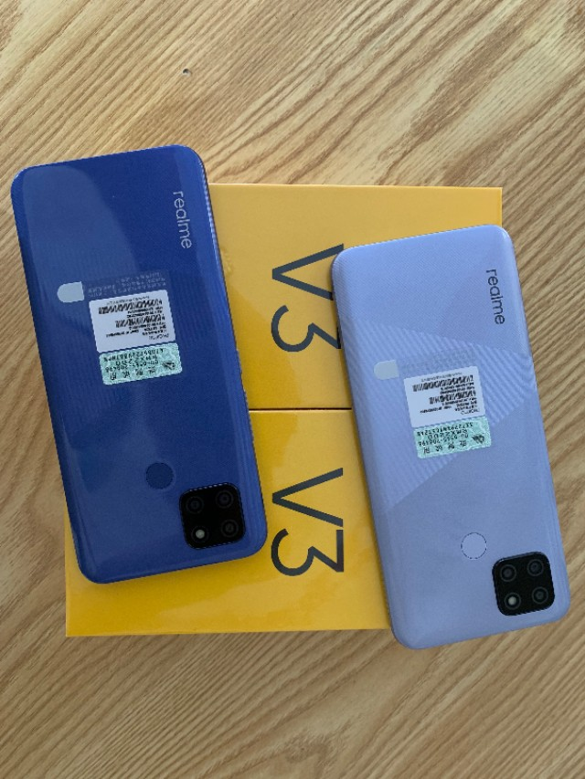 1000元的5G手机上realme真实自我V3 测评