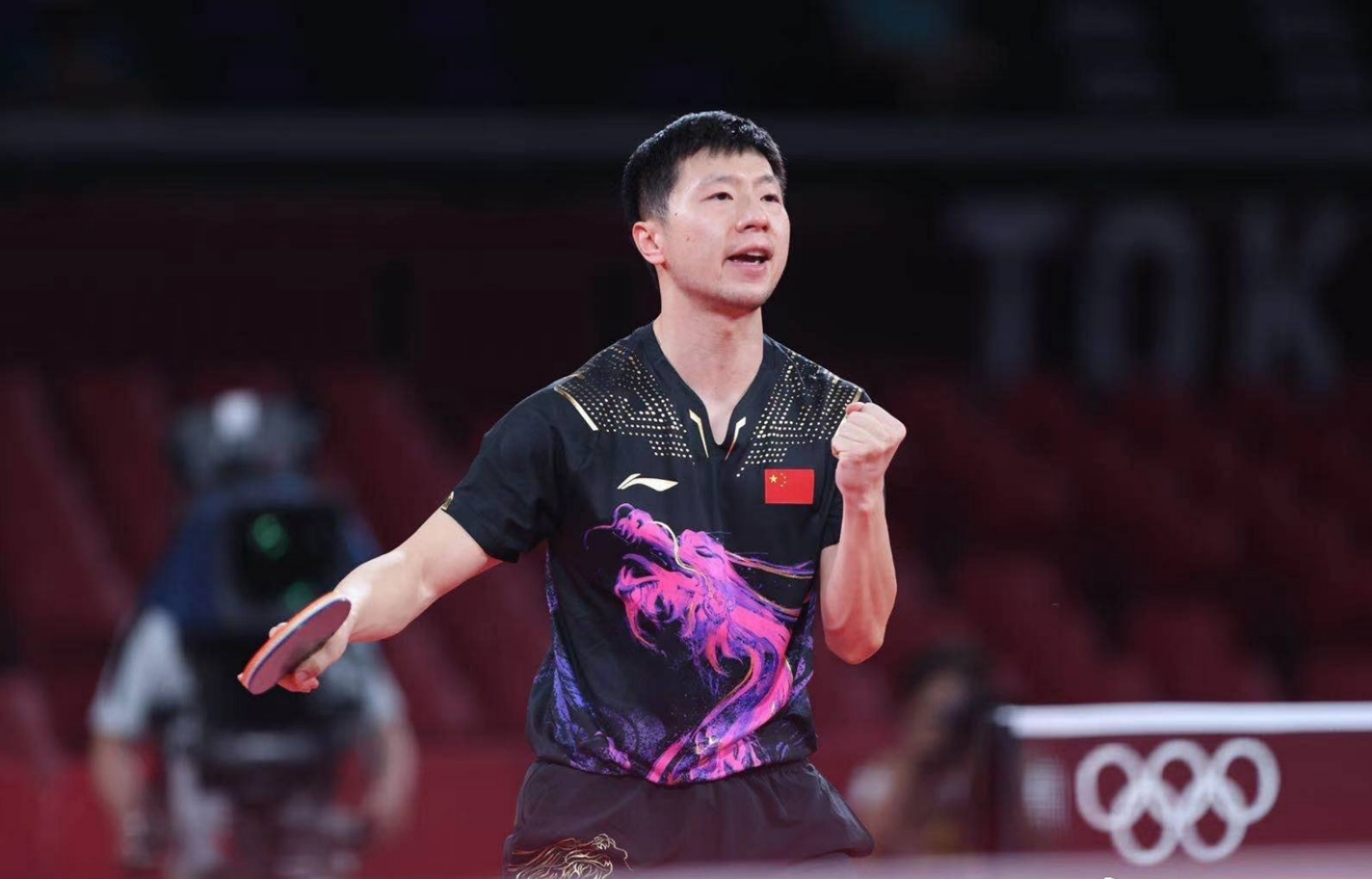 中国第35金!龙蟒胖合力男团夺冠,国乒4金3银收官