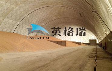 膜建筑是搭建仓储厂房的一种性价比方案