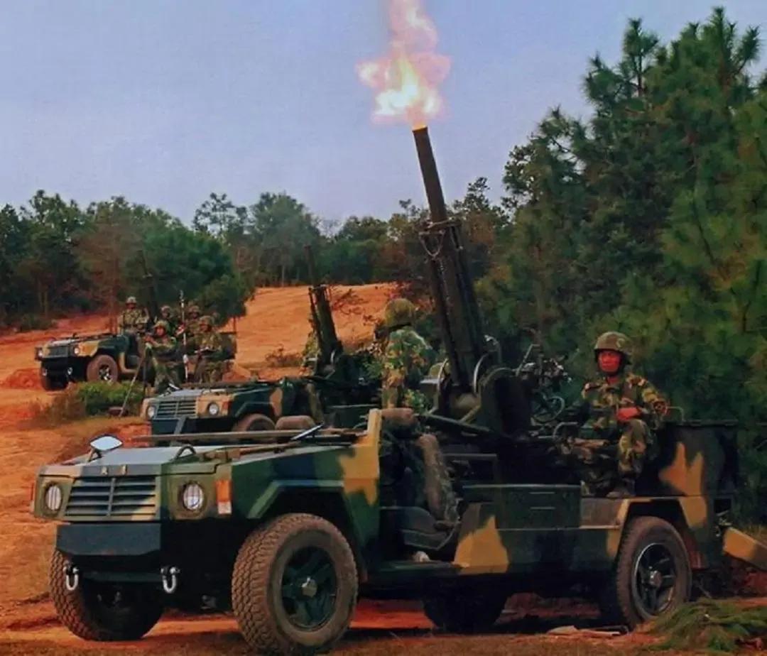 轻型迫击炮的射程:美国为3500米,法国达到5000米,中国是多少