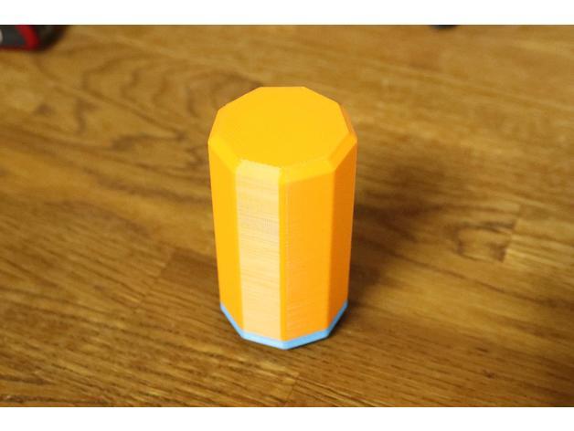 俄罗斯立体迷宫套筒3D打印图纸 STL格式