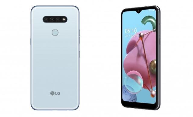 LG Q51手机公布:MTKP22扶持,市场价超1800元