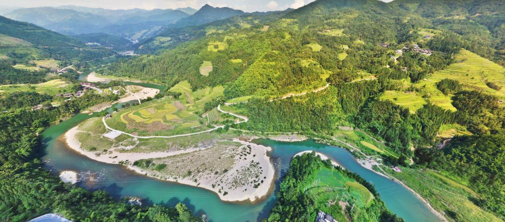 贵州三都县:全国唯一的水族自治县,至今依然保留有象形文字