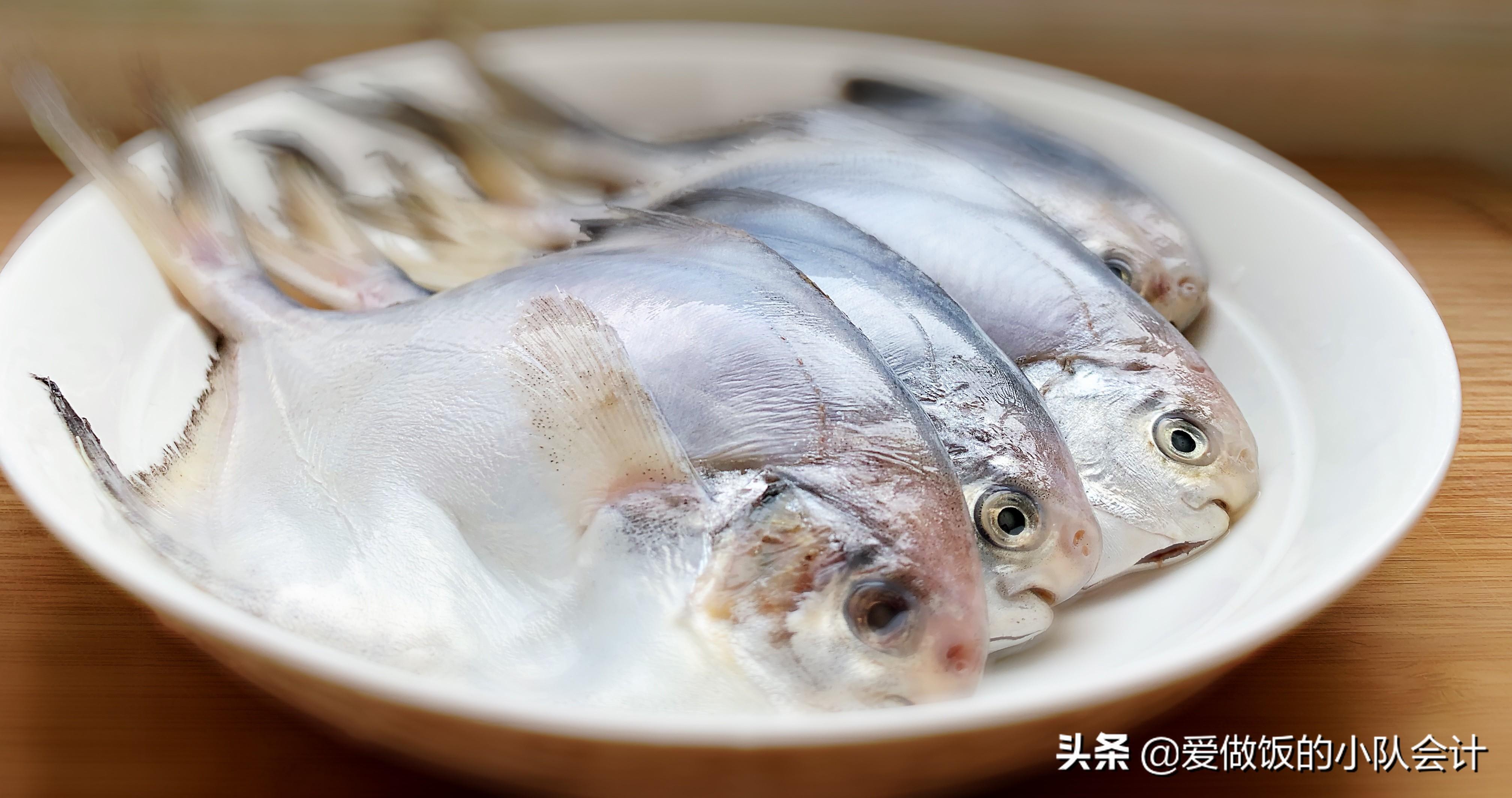 鲳鱼怎么处理(鲳鱼怎么杀和清洗图解)