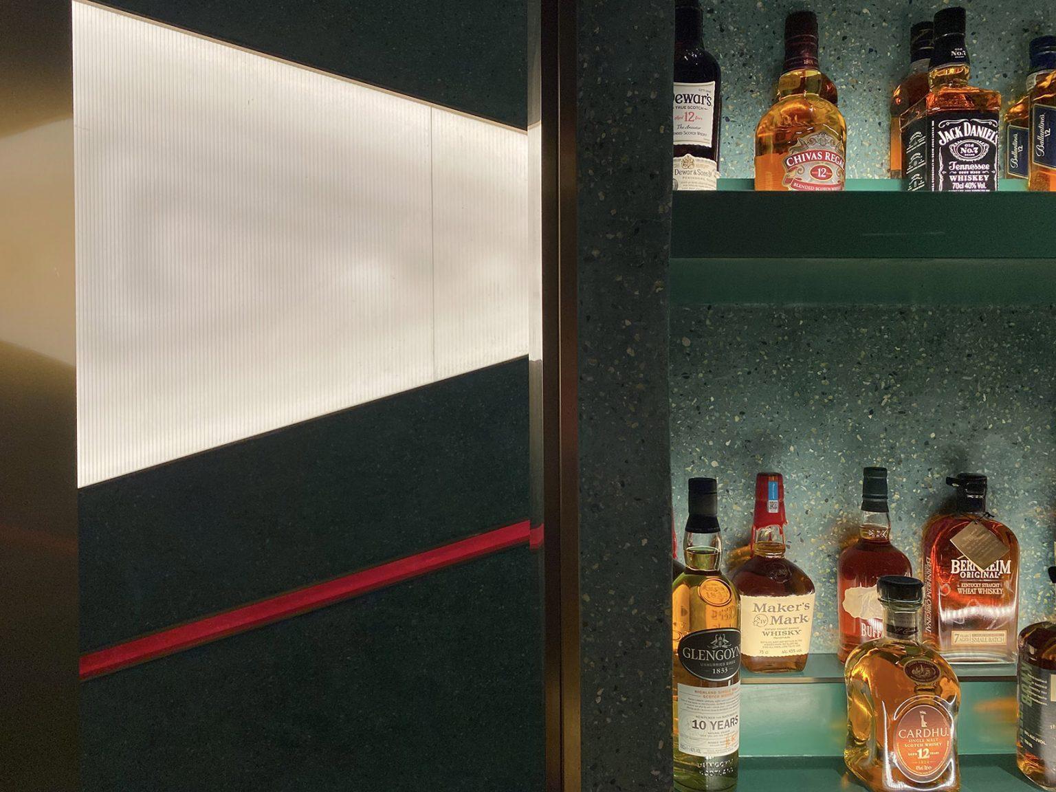 大富翁酒吧设计,现实与虚拟的呈现,演绎超视觉空间