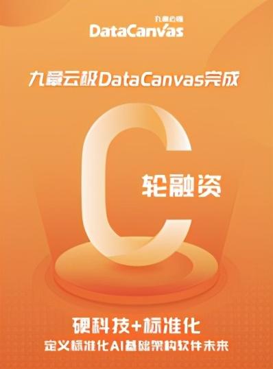 九章云极DataCanvas宣布完成3亿元C轮融资