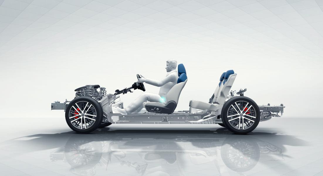 吉利CMA超级母体首款宽体A级轿车,吉利星瑞全网上市