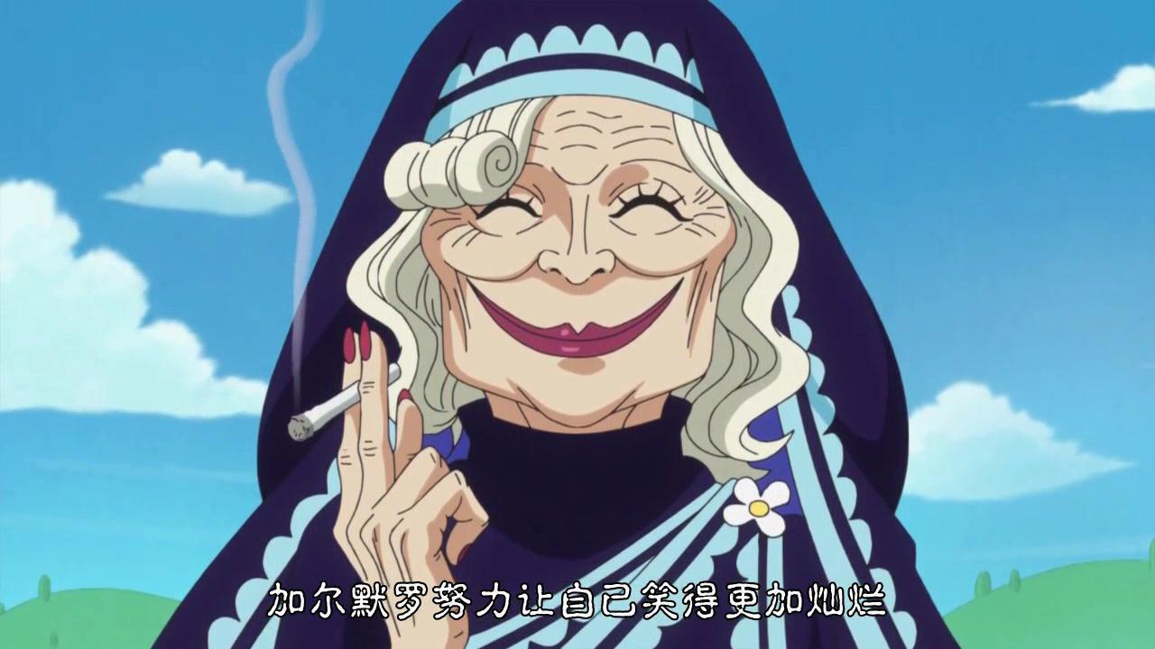 海賊王:選擇離開大媽的6個人,修女去向不明,甚平最豪橫
