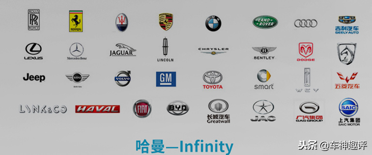 十个顶级汽车音响品牌  合资20万以下见不到