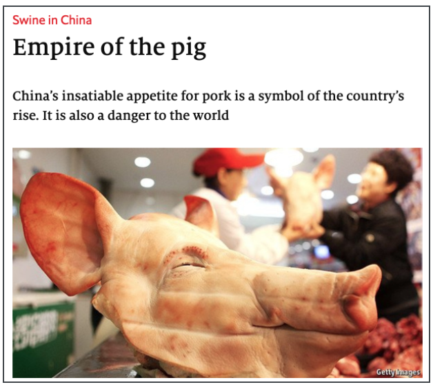 你个满世界吃海鲜的美国人,跑来微博教育中国人不吃海鲜保护环境