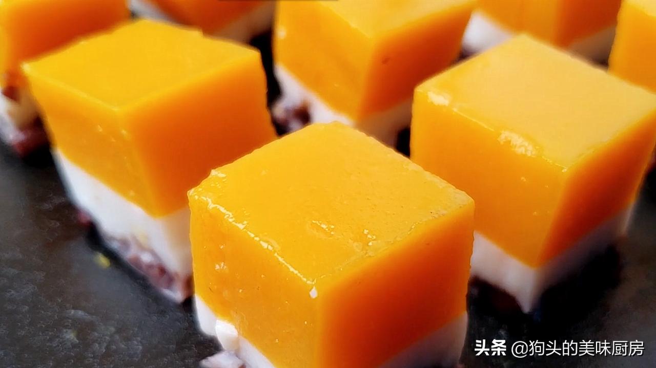 南瓜不要炒着吃了,教你夏天最好吃的做法,冰凉爽滑,比雪糕好吃