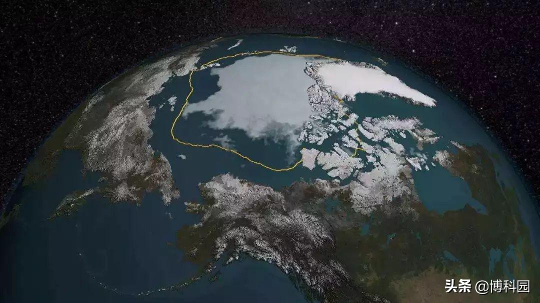 北极海冰可能比预期更快的在夏季消失,意味着全球变暖将会更快