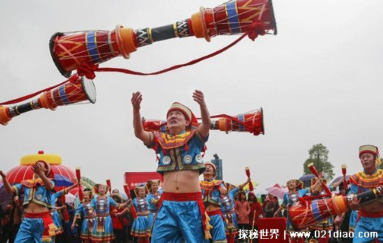 长鼓舞是哪个民族的(长鼓舞是朝鲜族还是瑶族)